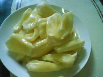 jackfruit  - Ripe jackfruit
