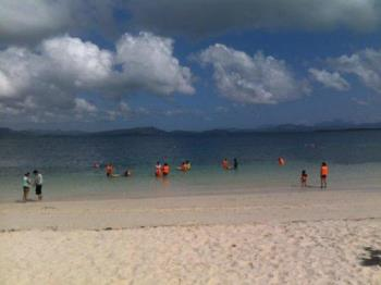 Palawan View - A Beach in Palawan