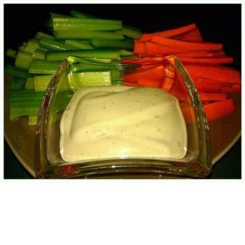 Fresh Veggies - Veggies and Dip