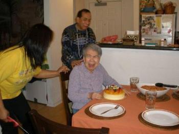 Happy Birthday - Old but Happy Birthday Celebrator