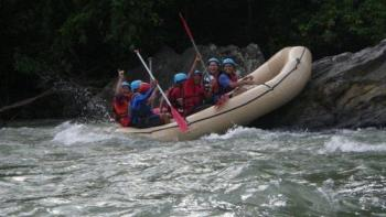 White water rafting - Extreme Sport