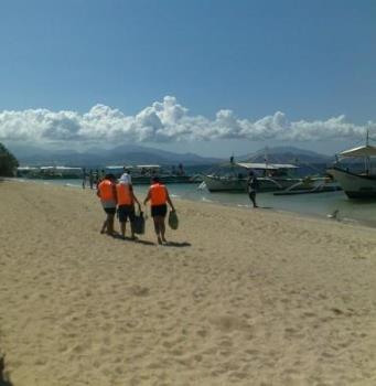 Honda Bay Palawan - A beautiful place to see