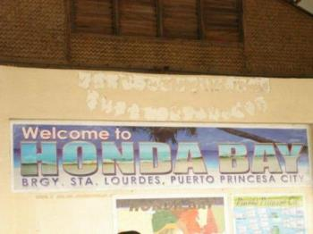 Honda Bay - Honda Bay is truly exciting.