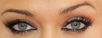Aishwarya Rai's Eyes - Indian film actress Aishwarya Rai's eyes are the most beautiful i have seen and it attracts me .