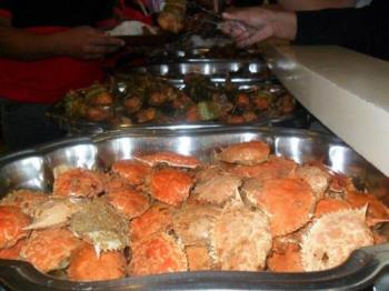 Stuffed Crab - Party favorite