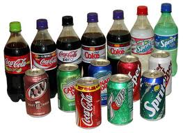 Soft drinks - Choose