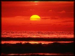 sunset - sunset at beach