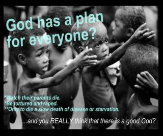 God's Plan - God has a plan for everyone.