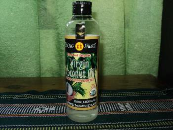 Virgin Coconut Oil - Certified Organic