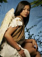 angel locsin - Angel Locsin as Alwina in the fantaserye Mulawin on GMA 7