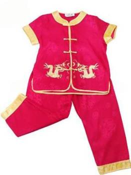 Chinese Traditional Kids wear - The Chinese traditional kids wear