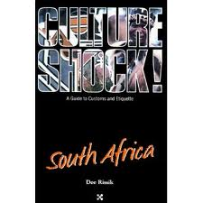 Cuiture shock - South Africa - Culture Shock in South Africa