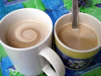 cups of coffee - Relax and sit with a friend over a cups of coffee.