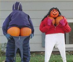 pumpkins - pumpkin people