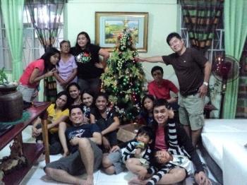 Christmas is Joy - Joy with the family