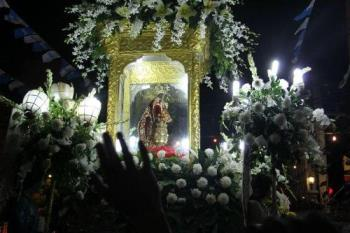 Sinulog Festival - A Proof that Filipinos love idolatry