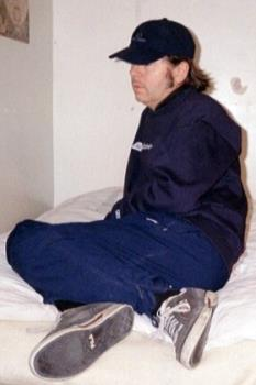 Unwinding? - He looks (or looked; this was me ca. 2002?) as if he is (was), ain't that so...