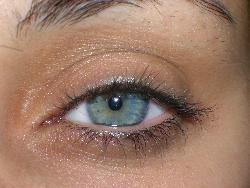 eyes - my right eye