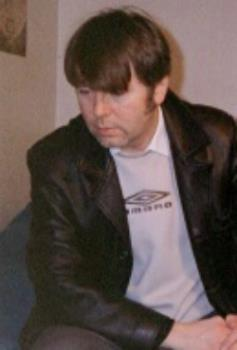 Retiring.... - This man, actually me in about 2003, looks/looked uncomfortable and retiring doesn't/didn't he...