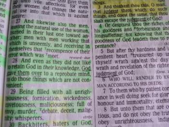 The Book of Romans - This is life changing
