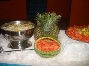 Salad! - Fresh fruits