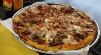 Pizza - Give your Mom a treat tonight!