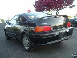 Black Toyota Paseo exactly like mine. - It's a picture of a Black Toyota Paseo exactly like mine. :)