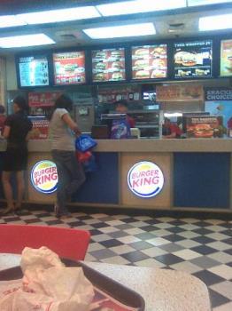 Burger King - I love it.