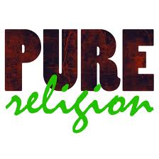 Human selfish will destroy all pure religion. - Human cannot tolerate anything that is pure