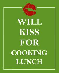 cooking - lo wish this was true, love it
