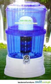 Water Purifier - It is more comfortable for me having this kind of purifier.