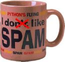 spam - spam