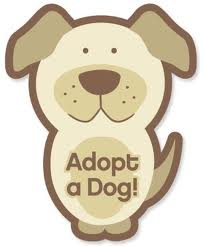Adopt dog and train them. - Reduce mongrels in the streets.