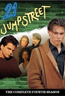21 Jump Street - 21 Jump Street a television series starring Johnny Depp, Dustin Nguyen and Peter DeLuise.