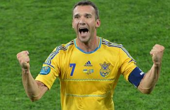Shevchenko The Great - Shevchenko is one of the greatest strikers in modern football.