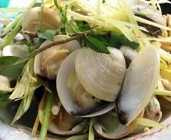 steamed oysters - I love to eat it....it is so delicious