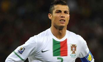 Cristiano Ronaldo is the player that could lead Po - Cristiano Ronaldo is the player that could lead Portugal to glory in Euro 2012