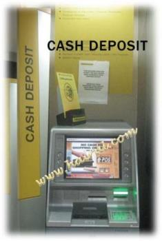 Automated Cash/Cheque Deposit Machines are conveni - Automated Cash/Cheque Deposit Machines are convenient to use.