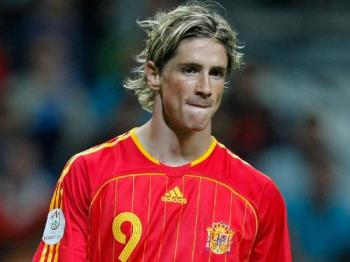 Fernando Torres would have scored more if he was t - Fernando Torres would have scored more if he was to have played from the start.