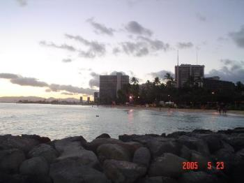 Hawaii - a pic of the beach in hawaii. Too beautiful!!!!!