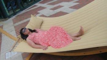 Hammock - Enjoying the day in a hammock