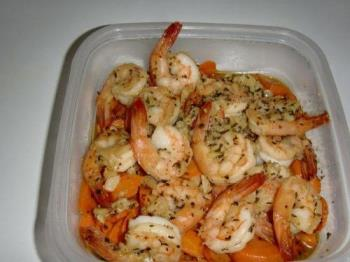 Simple Shrimp Recipe - With olive oil and garlic