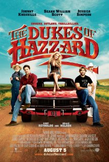 The Dukes of Hazzard - The Dukes of Hazzard, starring Seann William Scott, Johnny Knoxville and Jessica Simpson