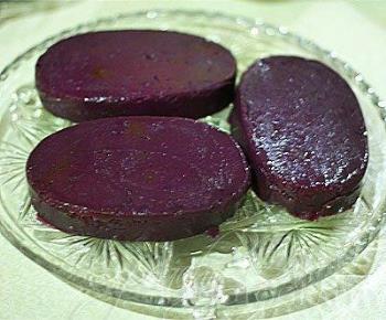 Ube (Purple Yam) Chiffon Cake / myLot