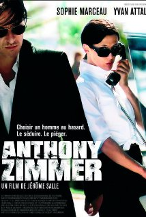 Anthony Zimmer - Anthony Zimmer, starring Sophie Marceau, Yvan Attal and Sami Frey