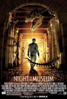 Night at the Museum - Night at the Museum, starring Ben Stiller, Carla Gugino and Ricky Gervais