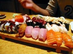 sushi - sushi yum!