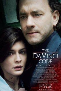 The Da Vinci Code - The Da Vinci Code, starring Tom Hanks, Audrey Tautou and Jean Reno