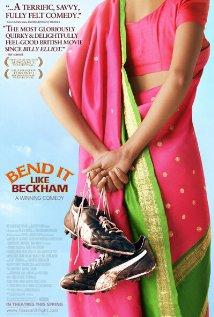 Bend It Like Beckham - Bend It Like Beckham, starring Parminder Nagra, Keira Knightley and Jonathan Rhys Meyers