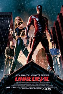 Daredevil - Daredevil, starring Ben Affleck, Jennifer Garner and Colin Farrell
